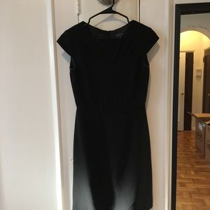 Tahari wool career suiting dress 2p Small